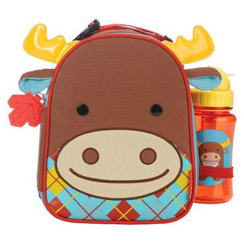 Skip Hop Zoo Winter Lunchie Bottle Set (Moose)
