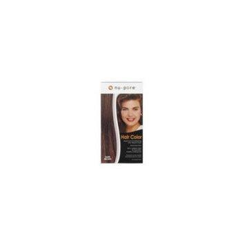 DDI Nu-Pore Hair Color - Dark Brown- Case of 24