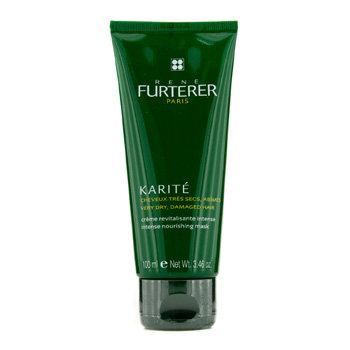 Rene Furterer Karite Intense Nourishing Mask (For Very Dry Damaged Hair) (Tube) 100ml/3.46oz