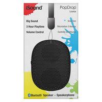 iSound Pop Drop Wireless Speaker Licorice (ISOUND-6344)