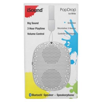 iSound Pop Drop Wireless Speaker Ice White (ISOUND-6343)