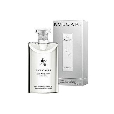 Bvlgari Eau Parfumee au the Blanc Shampoo & Shower Gel