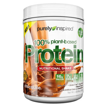 Purely Inspired Plant Based Protein Chocolate Nutritional Shake - 1.5 lbs