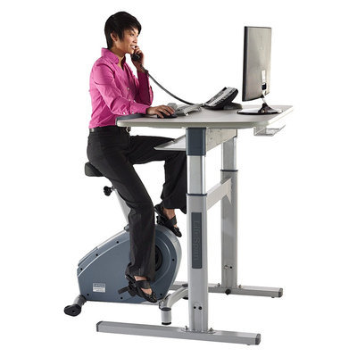 LifeSpan Fitness Bike Desk C3-DT7