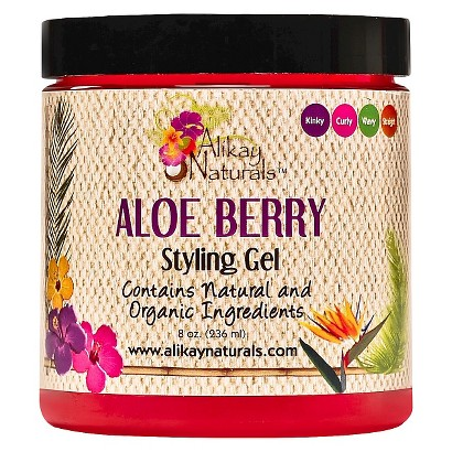Alikay Naturals Alikay Aloe Berry Style Gel - 8 oz
