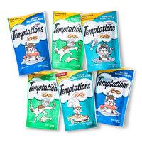 Whiskas Temptations Seafood Lovers 6 pk.