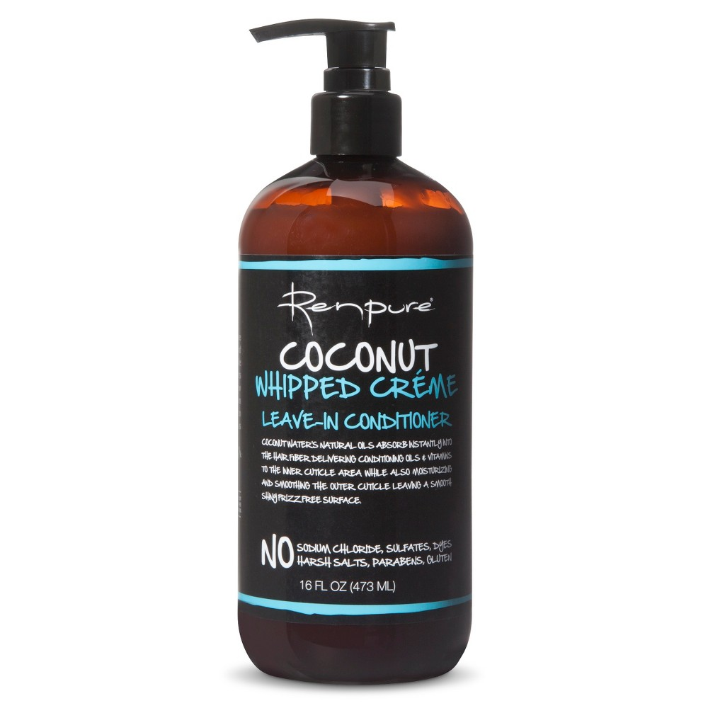 Ultra Standard Distributors Renpure Coconut Whipped Crème Leave-In Conditioner - 16.0 oz