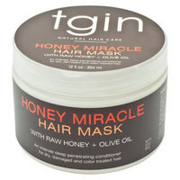tgin Honey Miracle Hair Mask Deep Conditioner - 12 oz