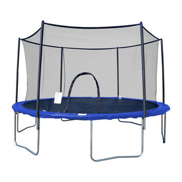 13' Airzone Trampoline and Enclosure