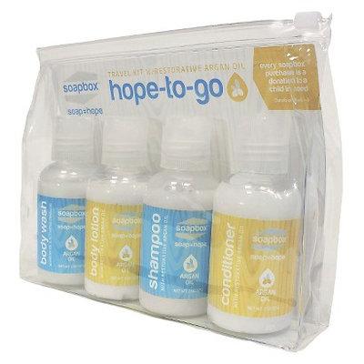 SoapBox Philanthropic Traveler Kit