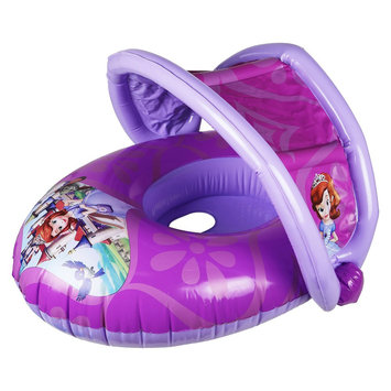Swimways Disney Sofia the First Baby Boat with Canopy