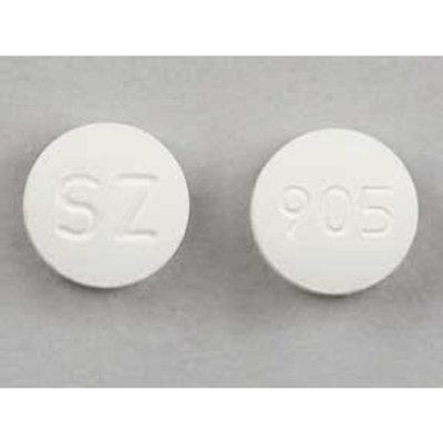 Zyrtec Cetirizine 5 Mg OTC By Sandoz 100 Count