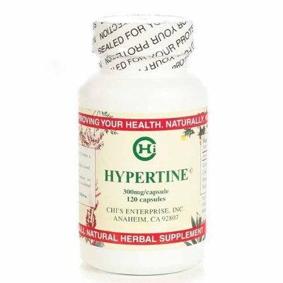Hypertine - 120 caps., (Chi's Enterprise)