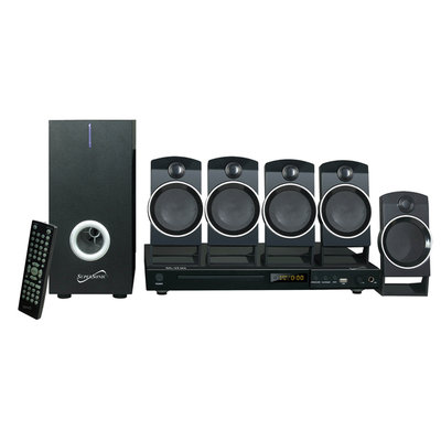 Supersonic 5.1 Channel DVD Home Theater System