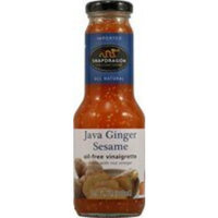 Snapdragon Java Ginger Sesame Dressing -- 10 fl oz