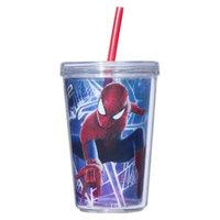 Zak Designs Spiderman To-Go Tumbler Set of 2