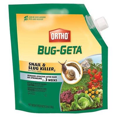 The Scotts Company Insect Killer: Ortho Bug-Geta Snail & Slug Killer 3.5lb
