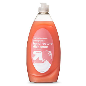 up & up Hand Wash Dish Soap - Pomegranate Scent - 20 oz