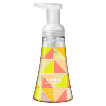 method foaming hand wash southern peach