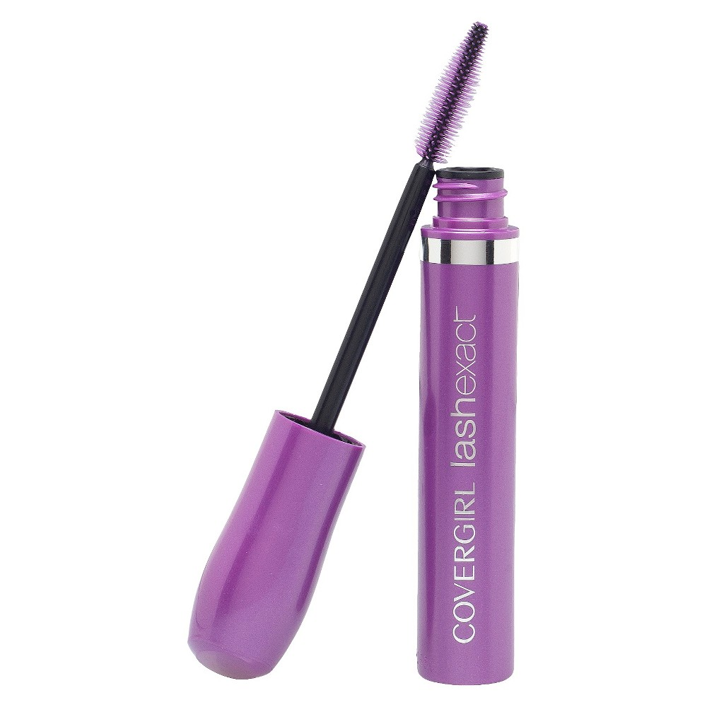 COVERGIRL Lash Exact Waterproof Mascara Very Black