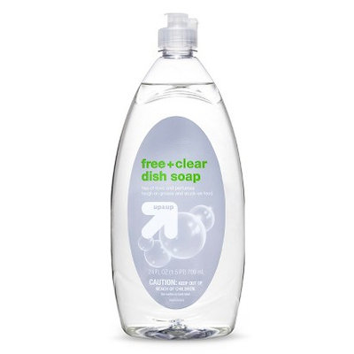up & up Hand Wash Dish Soap - Unscented - 24 oz