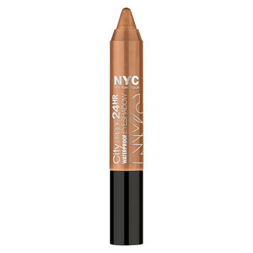 Nyc Color Cosmetics NYC City Proof 24HR Water Proof Eyeshadow - Brooklyn Mocha