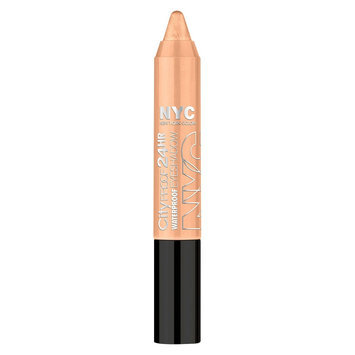 Nyc Color Cosmetics NYC City Proof 24HR Water Proof Eyeshadow - Murray Hill Champagne