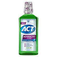 ACT Advanced Care Plaque Guard Clean Mint Mouthwash