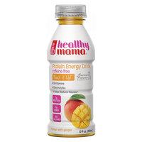Healthy Mama Caffeine Free Mango With Ginger Protein Energy Drink - 12 fl oz