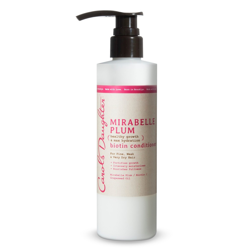 Carol's Daughter Mirabelle Plum Biotin Conditioner