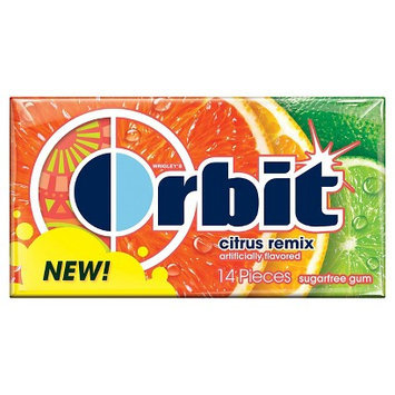 Orbit Citrus Chewing Gum