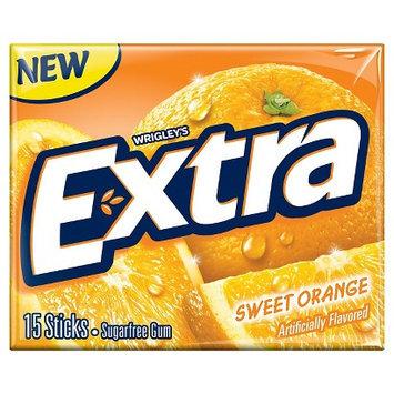 1.428 oz Extra Orange Chewing Gum