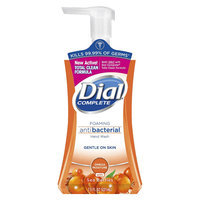 Dial® Omega Moisture Complete Foaming Hand Wash-