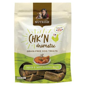 Ainsworth Pet Nutrition Rachael Ray Chicken Drumstix Grain Free Dog Treat Chicken & Sweet Potato 3oz