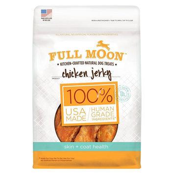 Perdue Full Moon Dog Treats Chicken Jerky Skin+Coat 6oz