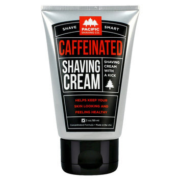 Pacific Shaving Co. Caffeinated Shave Cream - 3 oz