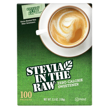 Cumberland Packing Stevia in the Raw 100 ct