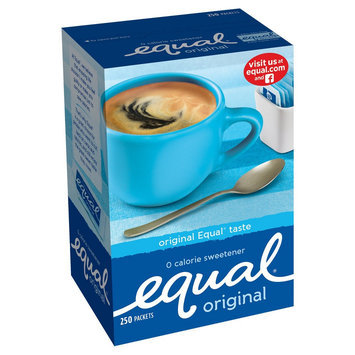 Equal Sugar Substitute 250 ct