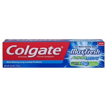 Colgate Max Fresh Mint Toothpaste - 6 oz