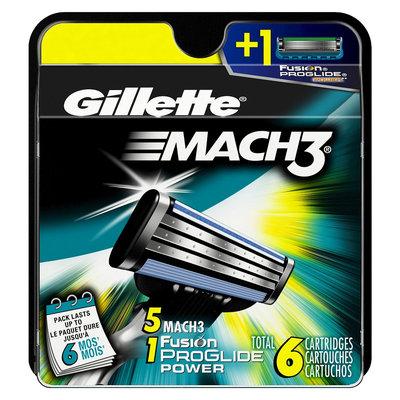 Gillette Mach3 Manual Trade-up Cartridge