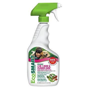 EcoSMART Organic 3-in-1 Rose & Flower Care 24oz Spray