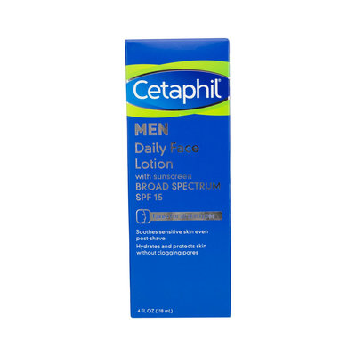 Cetaphil Men Daily Face Lotion with Broad Spectrum SPF