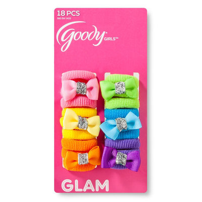 Goody Girls Terry-O's with Bow - 18 Count