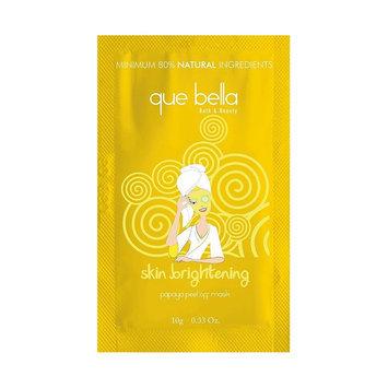 Que Bella Papaya Skin Brightening Peel-Off Mask (NEW)