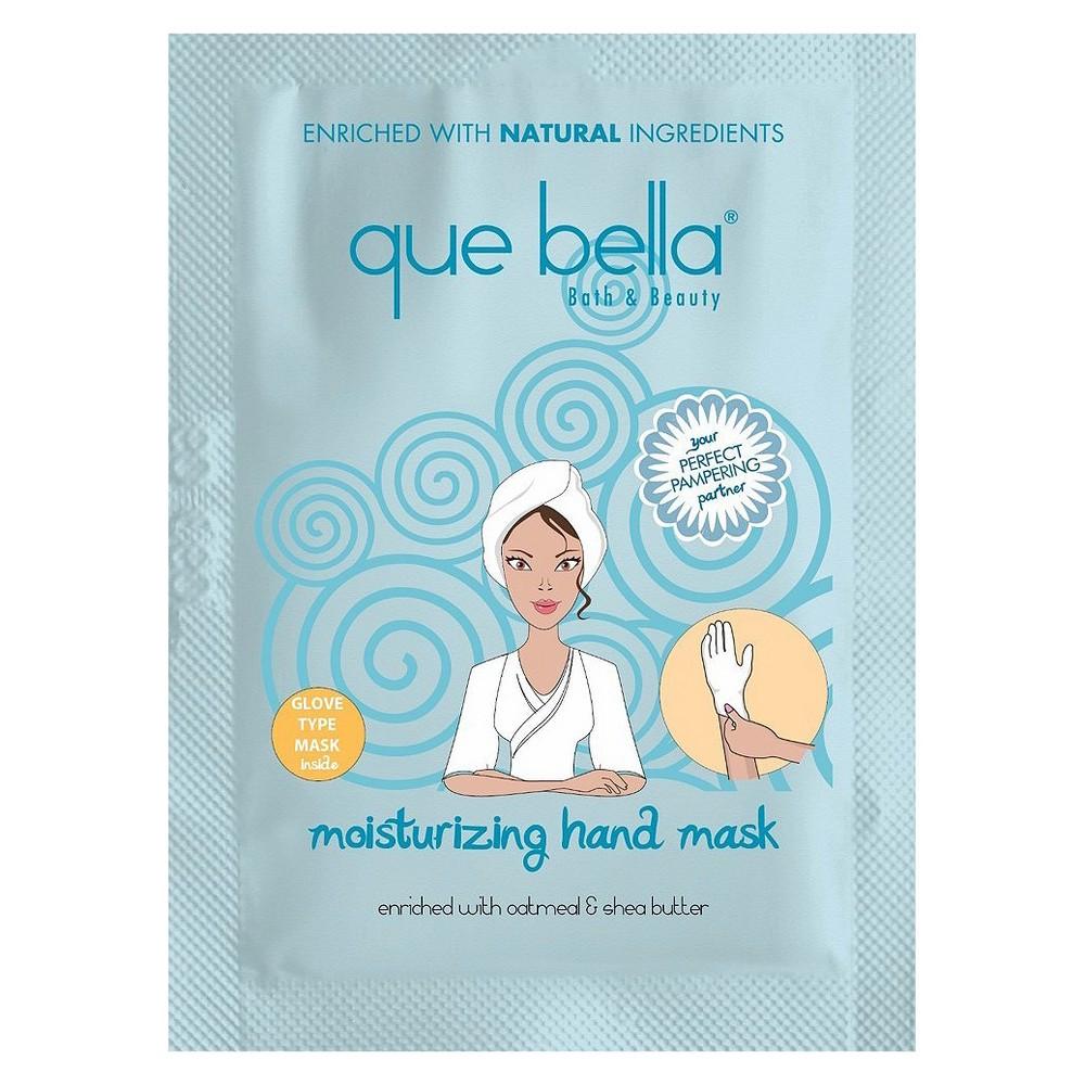Que Bella Moisturizing Hand Mask (large sachet)