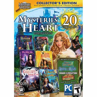 Encore The Mysteries of the Heart Collection (PC Games)