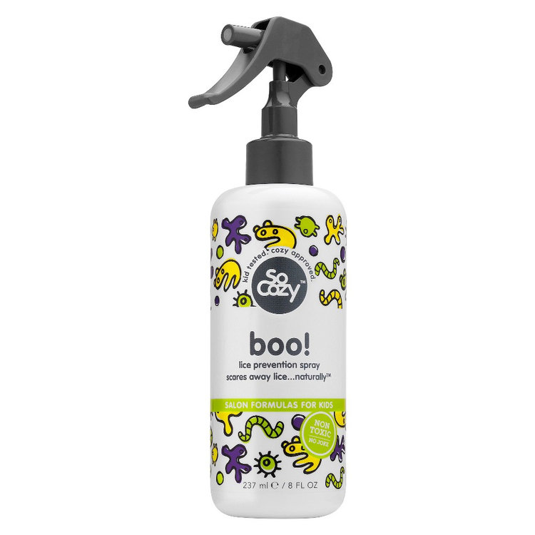 SoCozy Boo! Lice Prevention Spray - 8 fl oz