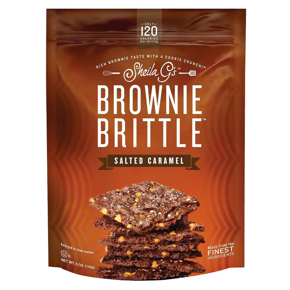Brownie Brittle Salted Caramel 5 oz