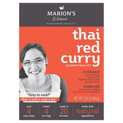 Marions Kitchen Marion's Kitchen Thai Red Curry 15.9-oz.
