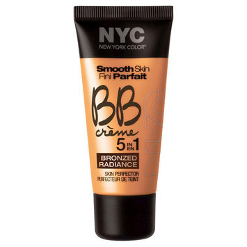 Nyc Color Cosmetics NYC Smooth Skin 5-in-1 BB Cream - Bronzed